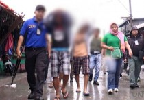 Ang pagkakadakip sa mga suspek na may mga kasong kidnapping; gun for hire, carnapping, robbery at drugs sa North Caloocan. (UNTV News)