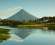 FILE PHOTO: Mt. Mayon view from Looban Lake (RHOUELL CARINO / Photoville International)