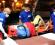 Ang pagtulong ng UNTV News and Rescue Team sa isa sa 2 biktima ng aksidente sa Iloilo nitong Huwebes ng madaling araw. (UNTV News)