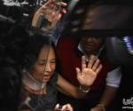 FILE IMAGE: Ang pansamantalang paglaya ni dating pangulong Gloria Macapagal Arroyo noong July 25, 2012 pagkatapos makapagpiyansa ng P1,000,000. (UNTV News)