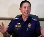 Spokesperon to the Office of the Chief PNP, P/SSupt. Robert Po (UNTV News)