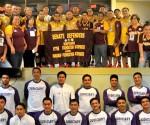Team Senate and Team Judiciary at UNTV Cup Season 3 Opening (PHOTOVILLE International /  Jun Rapanan)