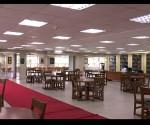 Ang bagong  modernong library  na binuksan ng De La Salle University (DLSU) sa Lipa, Batangas. (UNTV News)
