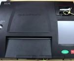 FILE PHOTO: Precinct Count Optical Scan (PCOS) machine (Photoville International / Julius Castroverde)