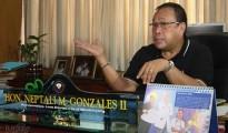 FILE PHOTO: Mandaluyong City Lone District Representative Neptali Gonzales II (UNTV News)