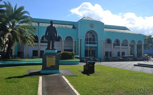 Albay Provincial Capitol  (ALLAN MANANSALA / Photoville International)