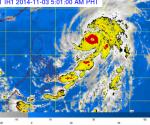 Satellite image mula sa PAGASA