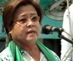 FILE PHOTO: Department of Justice Secretary Leila De Lima (UNTV News)