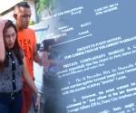 Ang pagkwestyon ng Pamilya Laude sa warrant of arrest kay Pemberton. (UNTV News)