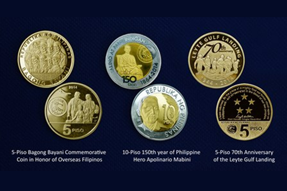 BSP issues three new limited edition commemorative coins - UNTV News | UNTV News