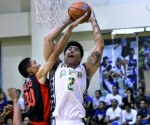 "Best Player of the Game: AFP Cavaliers' Center Jeffrey ""The Big Boy"" Quiambao (James Espiritu / Photoville International)"