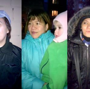 Ilan lamang sa mga OFW sa Russia na apektado ng economic crisis sa naturang bansa. (UNTV News)