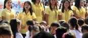 FILE PHOTO: Mga guro sa pagbubukas ng klase (Photoville International)