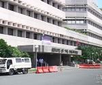 FILE PHOTO: Ang kasalukuyang lugar ng Senado na nasa GSIS Building sa Pasay City. (UNTV News)