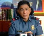 PNP PIO chief P/CSupt. Wilben Mayor
