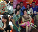 Stupid is Forever Meet and Greet with Sen. Miriam Defensor Santiago (UNTV News)