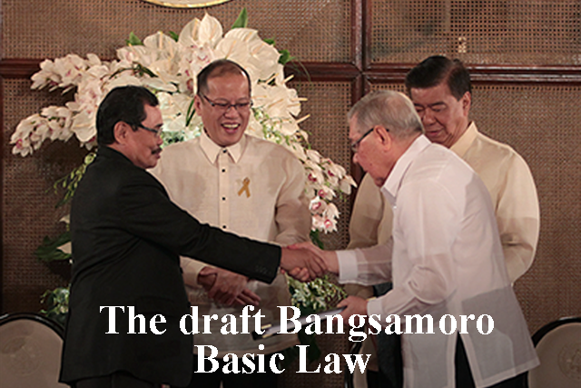 From the Office of the Presidential Adviser on the Peace Process