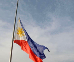 From the Philippine National Police Half-mast flag  (Photo from @pnpdpcr)