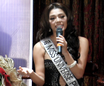 "Miss Philippines-Universe 2014 Mary Jean ""MJ"" Lastimosa (UNTV News)"