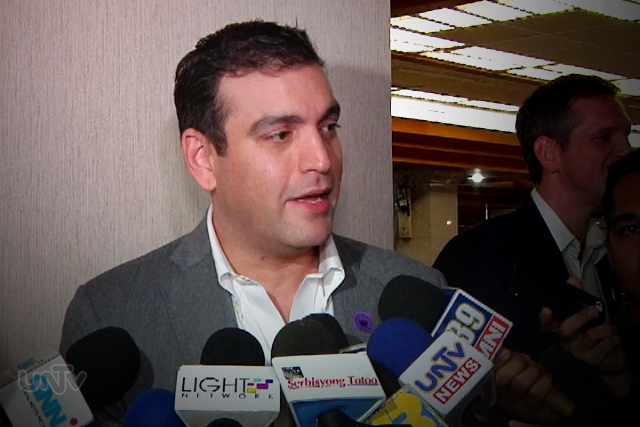 SMARTMATIC President for Asia and Pacific Cesar Flores (UNTV News)