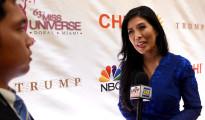Filipino-American Fashion Designer Kirsten Regalado (UNTV News)