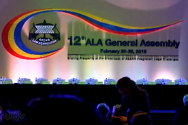 Asean Law Association (ALA) General Assembly