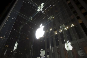 A general view of an Apple store in the Manhattan borough of New York September 7, 2014, ahead of the expected release of iPhone 6 and other products this week. CREDIT: REUTERS/CARLO ALLEGRI
