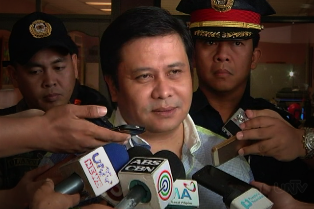 Senator Jinggoy Estrada (UNTV News)