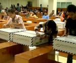 FILE PHOTO: PCOS machines (UNTV News)