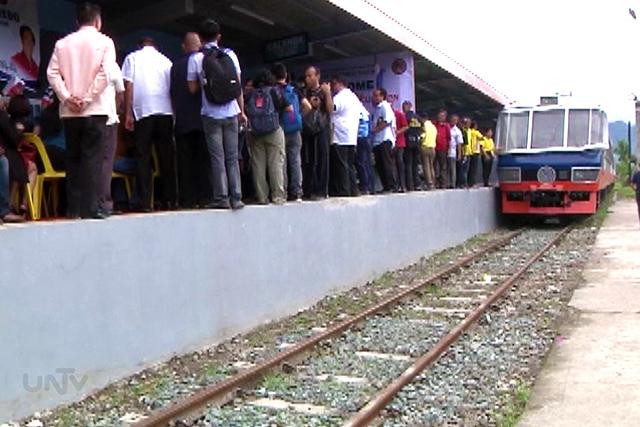 FILE PHOTO: Philippine National Railways -Calamba Station (UNTV News)