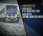 Ang umano'y lugi ng PNR sa bawat biyahe nito kaya naman ay nagpapanukala ang pamunuan nito ng pagtaas ng pamasahe. (UNTV News)