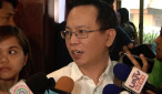 COMELEC acting Chairman Christian Robert Lim (UNTV News)