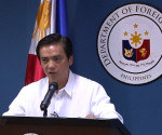 FILE PHOTO: Department of Foreign Affairs Spokesperson Charles Jose (UNTV News)