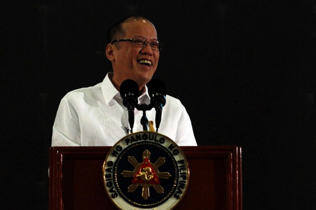 "President Benigno S. Aquino III delivers his speech during the Technical Education and Skills Development Authority (TESDA) – Coke Store Training and Access to Resources (STAR) program for Women's Month 2015 at the Mall of Asia Arena in Pasay City on Wednesday (March 25). With the  theme: ""Juana, Ang Desisyon Mo ay Mahalaga para sa Kinabukasan ng Bawat Isa, Ikaw na ang Star!"" the event is part of the global initiative of The Coca-Cola Company to economically empower five million women within its value chain by year 2020. Coca-Cola Philippines together with TESDA has been implementing the STAR Program on a nationwide scale since 2012. (Photo by Rey Baniquet / Malacañang Photo Bureau / PCOO)"
