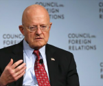 Director of U.S. National Intelligence James Clapper speaks at the Council on Foreign Relations in New York March 2, 2015.