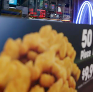McDonald's USA to phase out human antibiotics from chicken supply