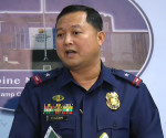 PNP PIO Chief Generoso Cerbo (UNTV News)