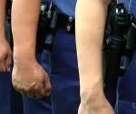 FILE PHOTO: Police in line (UNTV News)