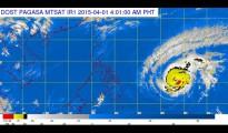 DOST-PAGASA Satellite Image