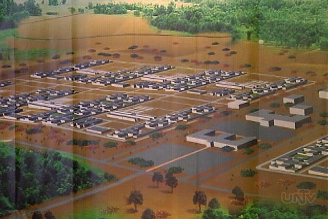 Bahagi ng kabuuang plano para itatayong P50.2-B prison facilities project ng DOJ. (UNTV News)
