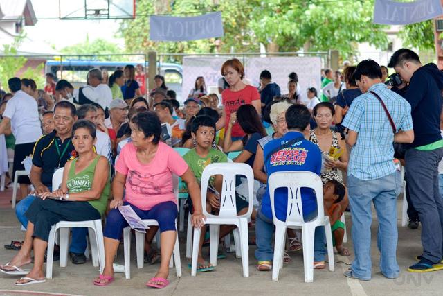Mga residente ng Brgy. Balas, Talisay, Batangas