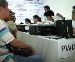 FILE PHOTO: Application process at Human Rights Victims Claims Board (UNTV News)