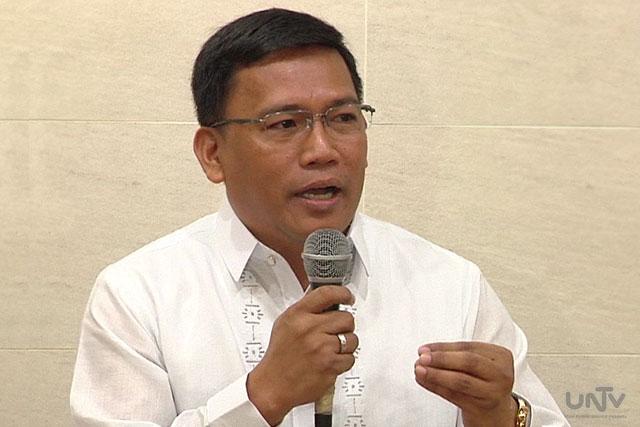 Atty. Levi Baligod, former lawyer of pork barrel scam witness Benhur Luy  (UNTV News)