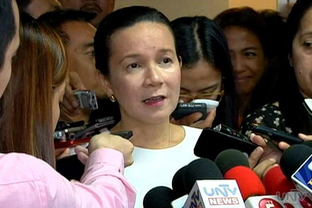 Senator Grace Poe