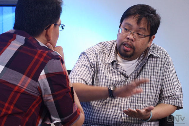 FILE PHOTO: COMELEC Spokesperson Director James Jimenez (Get It Straight with Daniel Razon)