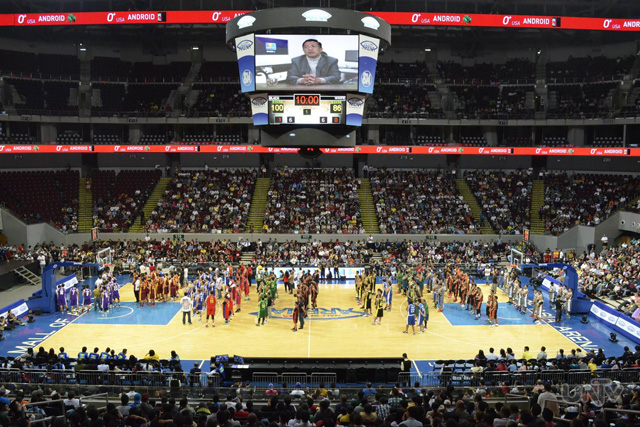 League of public servants vie for the championship title of UNTV Cup season 4