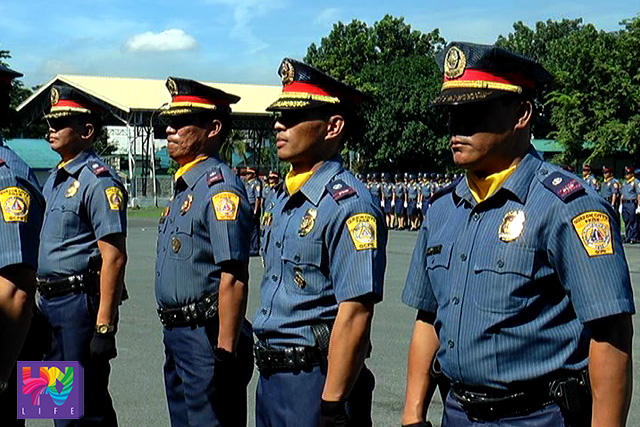 QCPD deploys 90% of its 3,000 strong personnel.