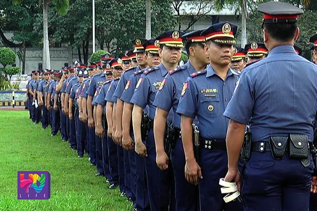 PNP personnel