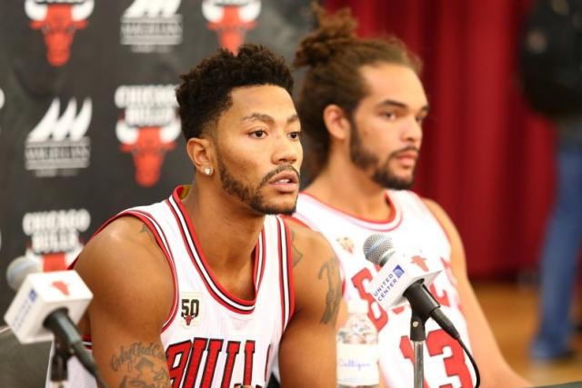 FILE PHOTO: Derrick Rose (Caylor Arnold-USA TODAY Sports)