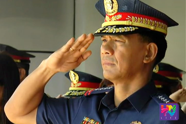 FILE PHOTO: PNP Chief Ricardo Marquez. (UNTV News)